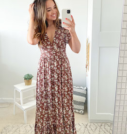 Auguste the Label Matilda Sunday Maxi Dress