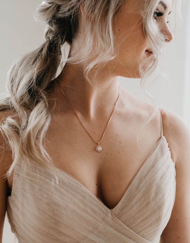 Luna & Stone Athena Necklace