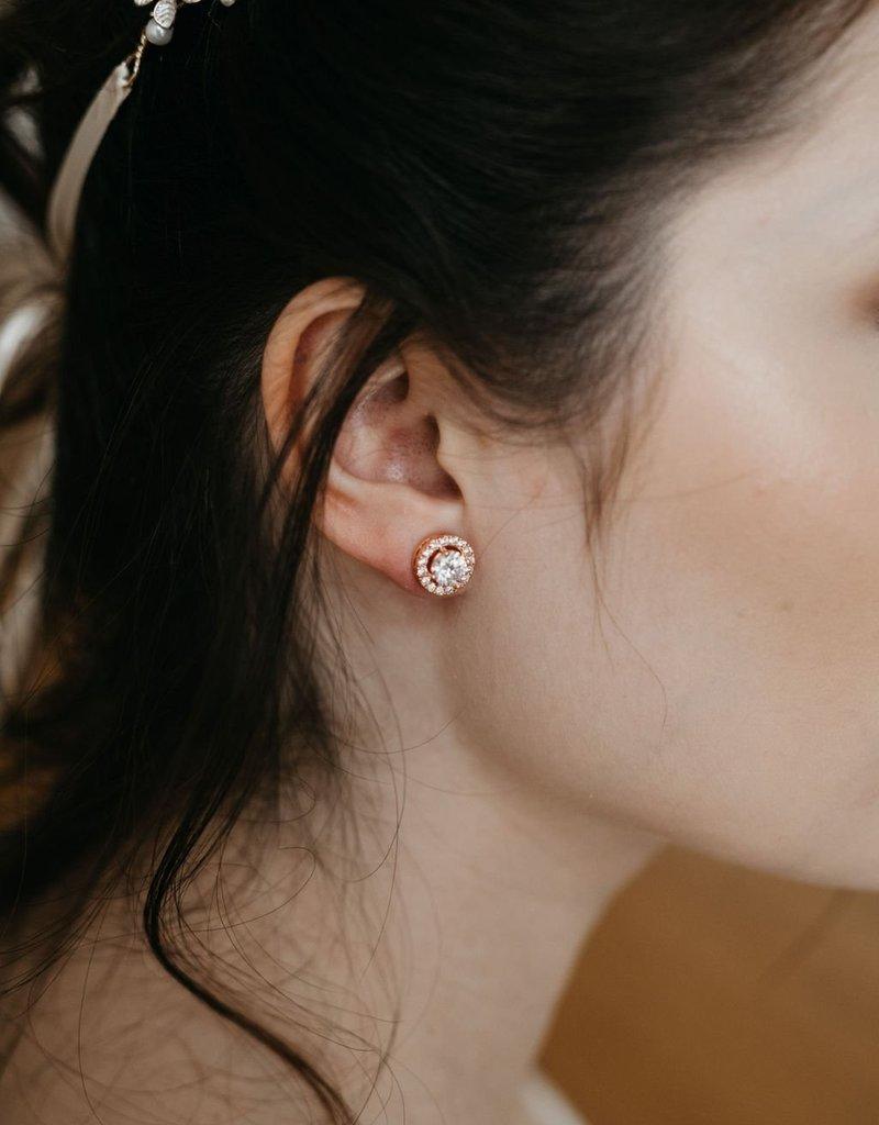 Luna & Stone Athena Earring