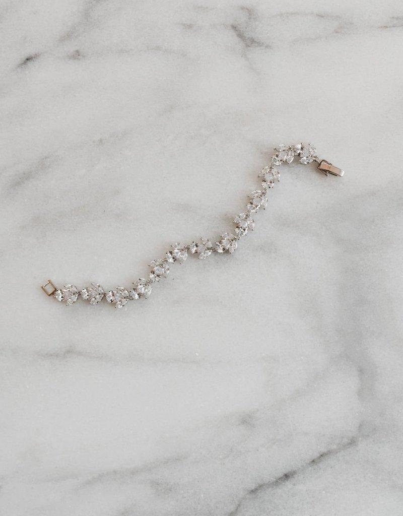Luna & Stone Lotus Bracelet