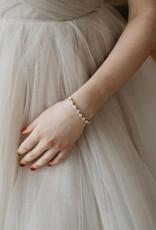 Luna & Stone Wisteria Bracelet