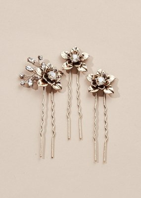 Olive & Piper Leilani Hair Pin - Set of 3