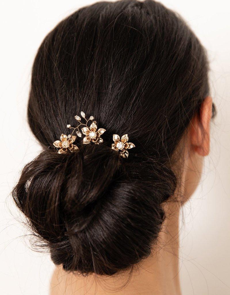 Olive & Piper Leilani Hair Pin - Set of 3