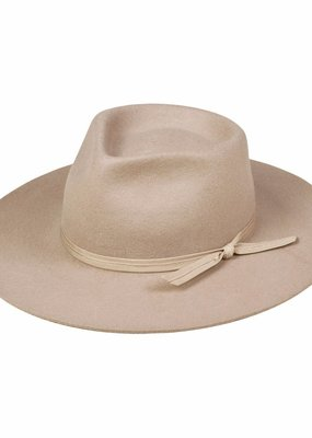 Lack of Color Lack of Color - The Zulu Fedora in Sand