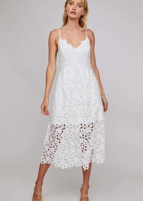 ASTR Kenna Floral Lace Midi Dress *More Colours!*