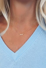 Right Hand Gal Triple Star Necklace - Gold