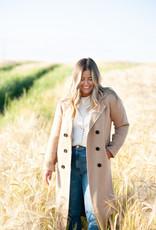 Molly Bracken Mila Knitted Coat