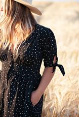 Hailey and Co. Star Midi Dress