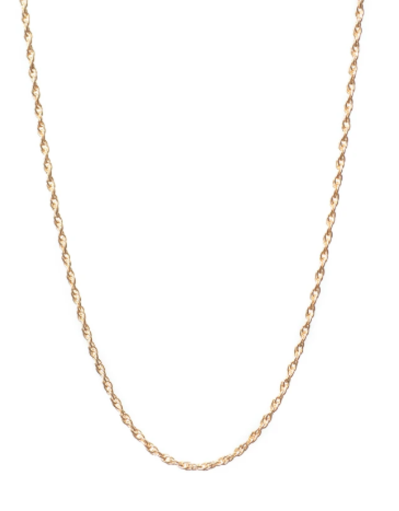 Lisbeth Ambrosia Chain Necklace - 14k Gold Fill 18""
