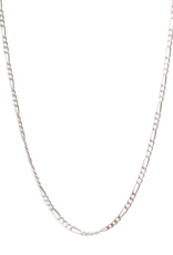 Lisbeth Augustine Chain Necklace - Silver 18""
