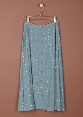 Indi and Cold Abbie Midi Skirt