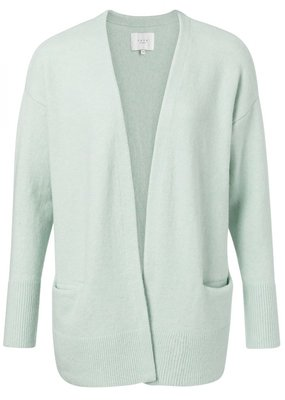 Yaya Waverly Fluffy Cardigan *Two Colours*