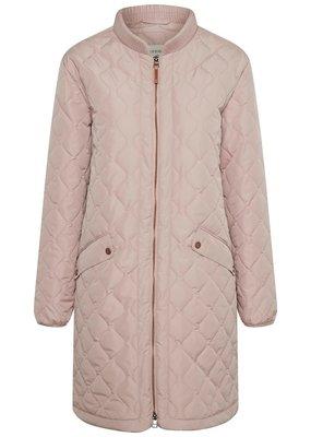 Cream Arwen Quilted Jacket
