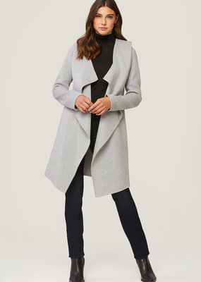 Soia and Kyo Soia & Kyo- Samia Wool Coat with Belt