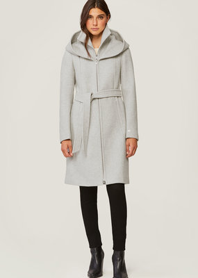Soia and Kyo Soia & Kyo -  Adison Wool Coat with Hood