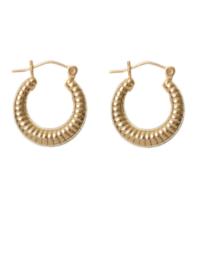 Lisbeth Cindy Earring  in Gold