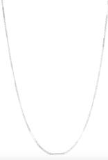 Lisbeth Gigi Chain Necklace - Silver
