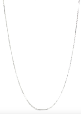 Lisbeth Gigi Chain Necklace in Silver