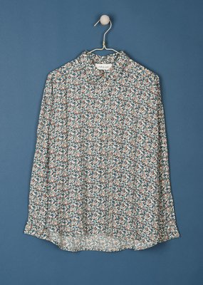 Indi and Cold Sienna Blouse - Liberty Floral Print
