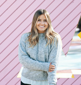 ICHI Amara Pullover Sweater *Two Colours*