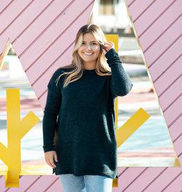 ICHI Amara Long Pullover Sweater
