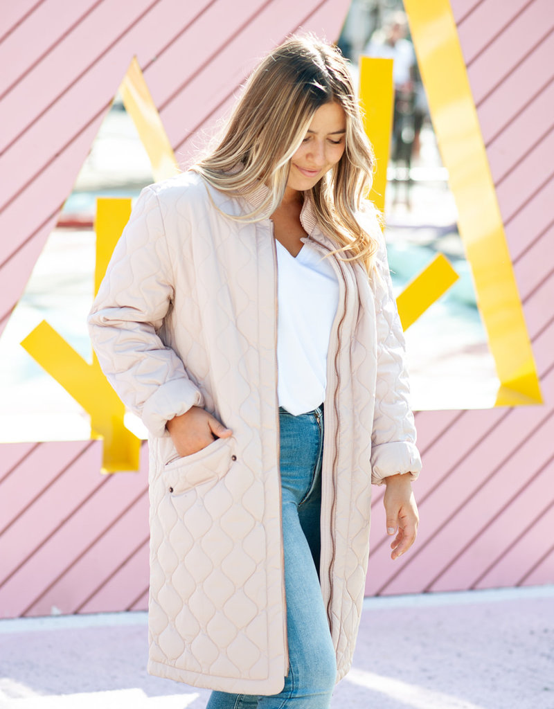 Cream Arwen Jacket