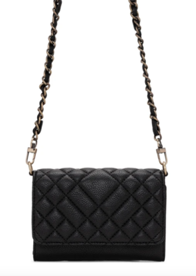 Colab Quilted Crossbody Bag