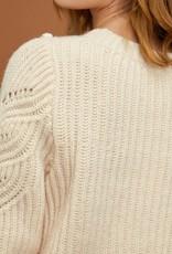 Louizon Luca Embroidered Sweater