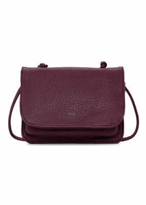 Colab *Best-Seller* Madison Pebbled Vegan Crossbody Bag *More Colours*