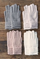 Lemon Lady Glove - Lilac Ash