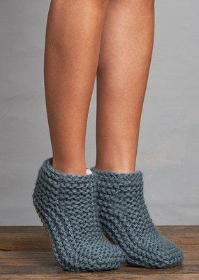 Lemon Cute Boot Slipper *Two Colours*