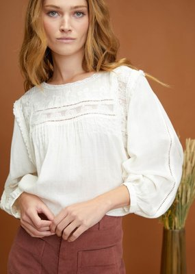 Louizon Neil Young Boho Top