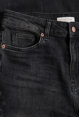 Part Two Ryan Highrise Crop Jean - Washed Black