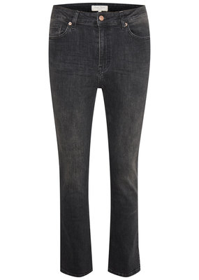 Part Two Ryan High-Rise Crop Jean
