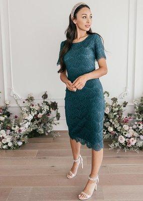 Jessa Kae French Quarter Lace Dress