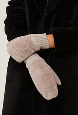 Soia and Kyo Beate Faux Sherpa Gloves