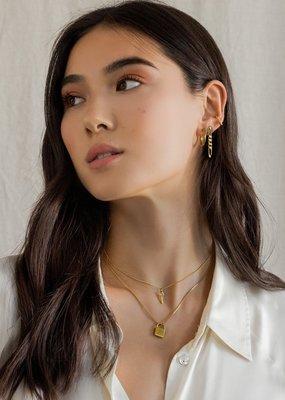 Sugar Blossom Yumi Lock Necklace
