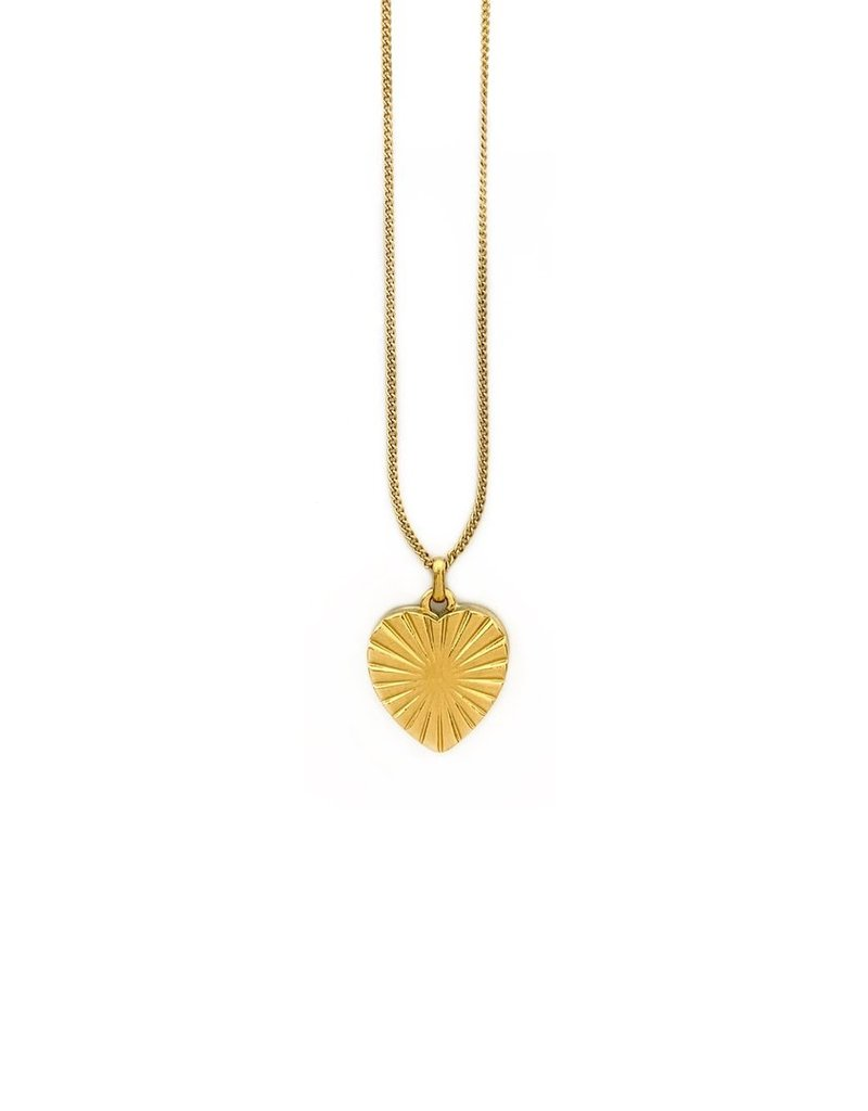 Sugar Blossom Clemence Locket Necklace