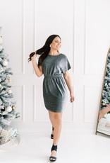 Molly Bracken Rhea Jersey Glitter Dress