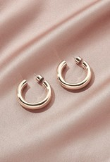 Olive & Piper Icon Hoops