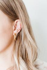Lavender & Grace Cali Pave Ear Cuff