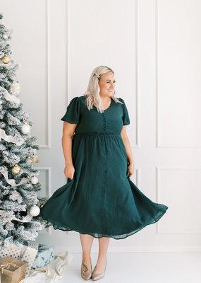 JessaKae Highbury Swiss Dot Dress *Two Colours*