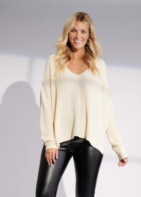 Emma Knudsen Emma Knudsen - Kate Sweater in Eggnog