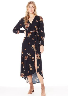 Saltwater Luxe Indy Floral Maxi Dress