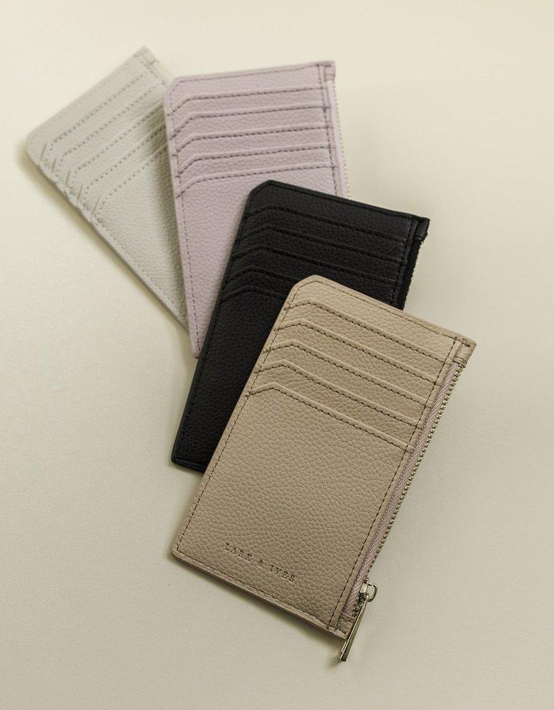 Lark and Ives Lark & Ives - Zippered Card Wallet