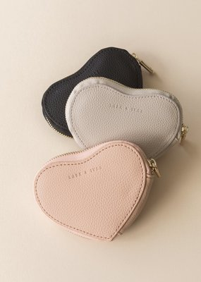 Lark and Ives Lark & Ives - Heart Coin Purse