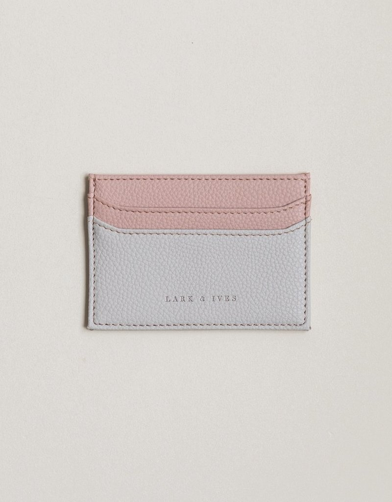 Lark and Ives Lark & Ives - Double Sided Flat Cardholder Wallet