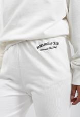 Brunette the Label Babes Club Best Friend Jogger Sweatpant - Cream