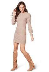 BB Dakota Knit The Scene Dress in Beige