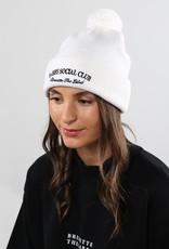 Brunette the Label Babes Club Toque - Cream